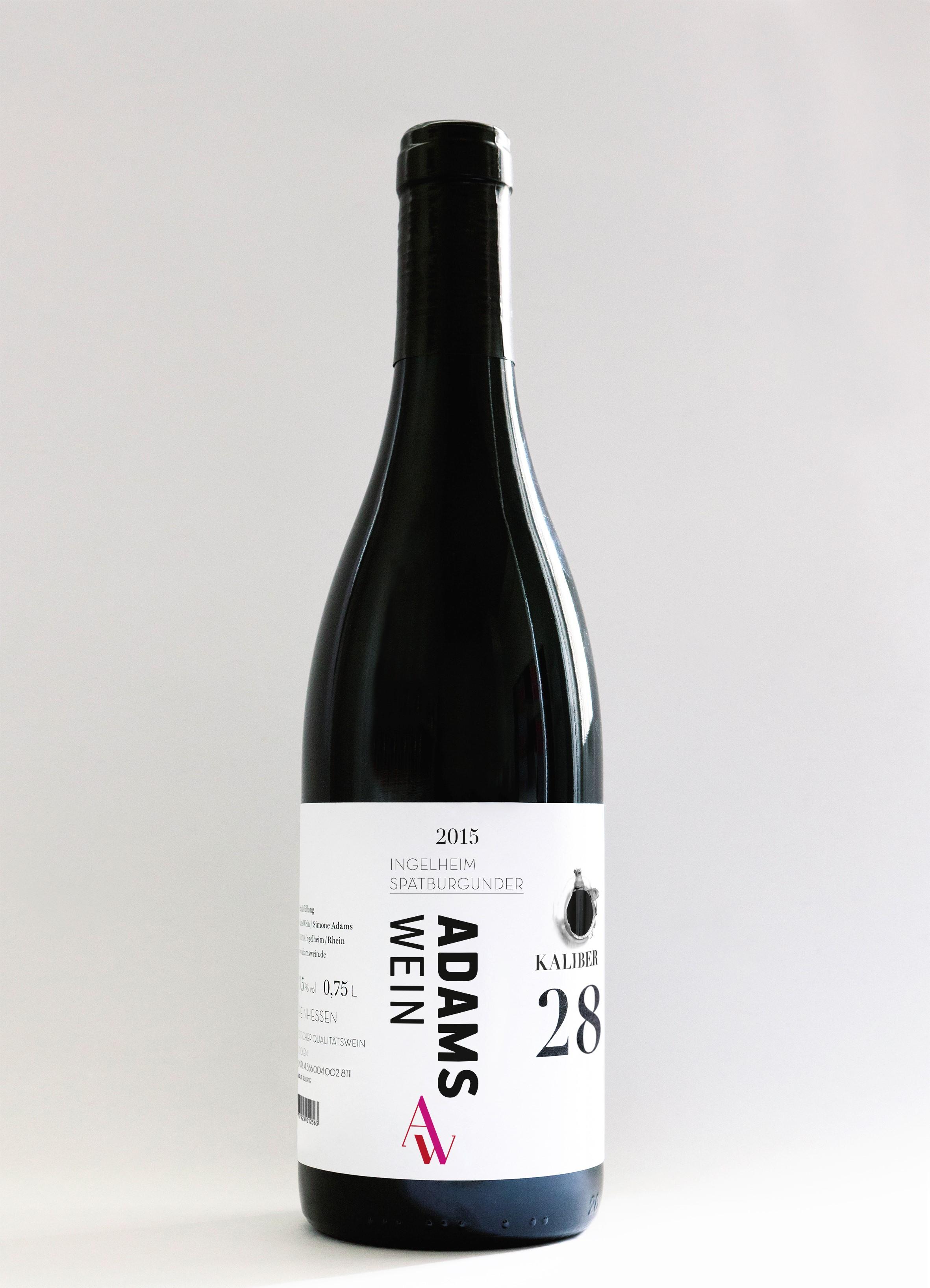 ADAMS-Wein | Kaliber 28 - Spätburgunder Ingelheim
