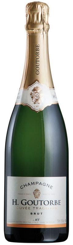 Champagne Henri Goutorbe   Cuvée Tradition (demi Bouteille)
