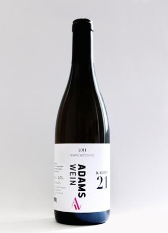 ADAMS-Wein | Kaliber 21 - WHITE WEDDING