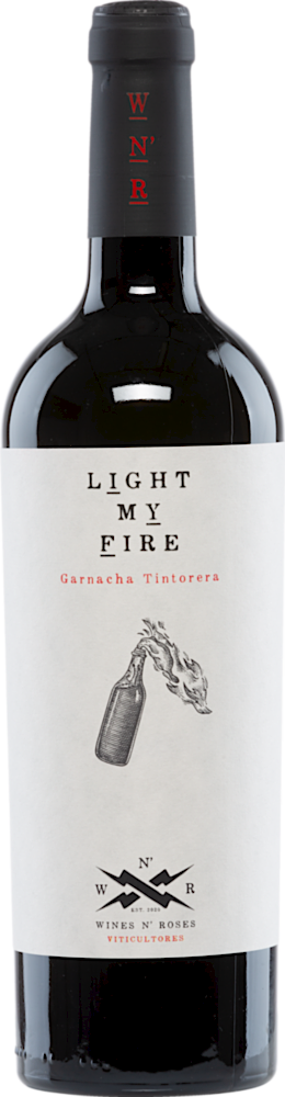 Wines N' Roses Viticultores | Light my fire
