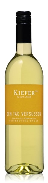 KIEFER   Den Tag versüßen - eine liebliche Weißweincuvée