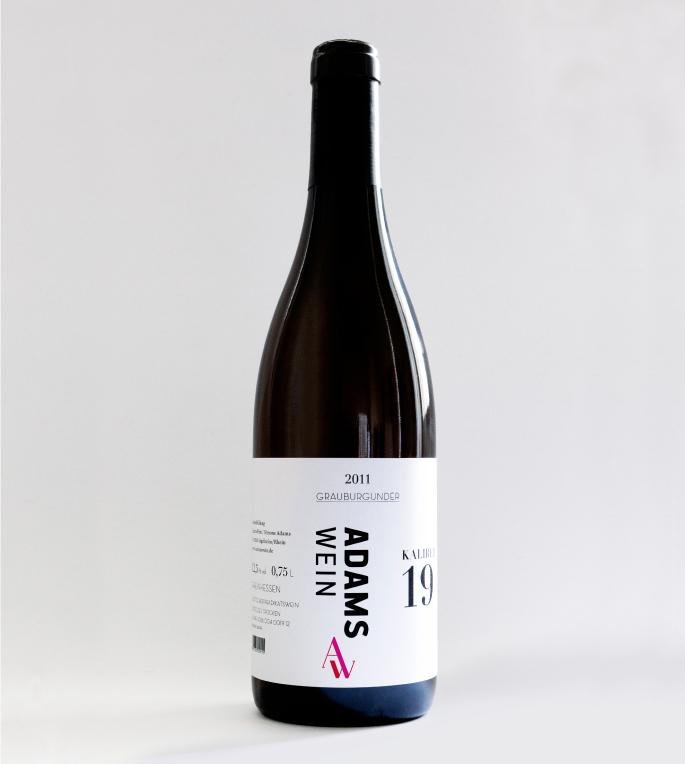 ADAMS-Wein | Kaliber 19 - GRAUBURGUNDER