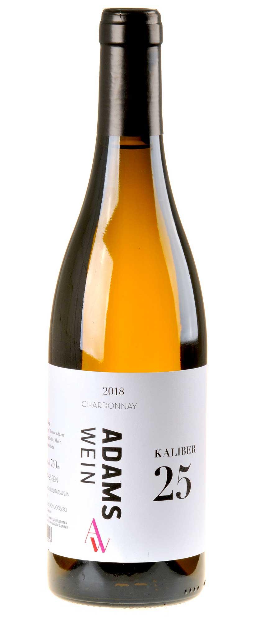 ADAMS-Wein | Kaliber 25 - CHARDONNAY