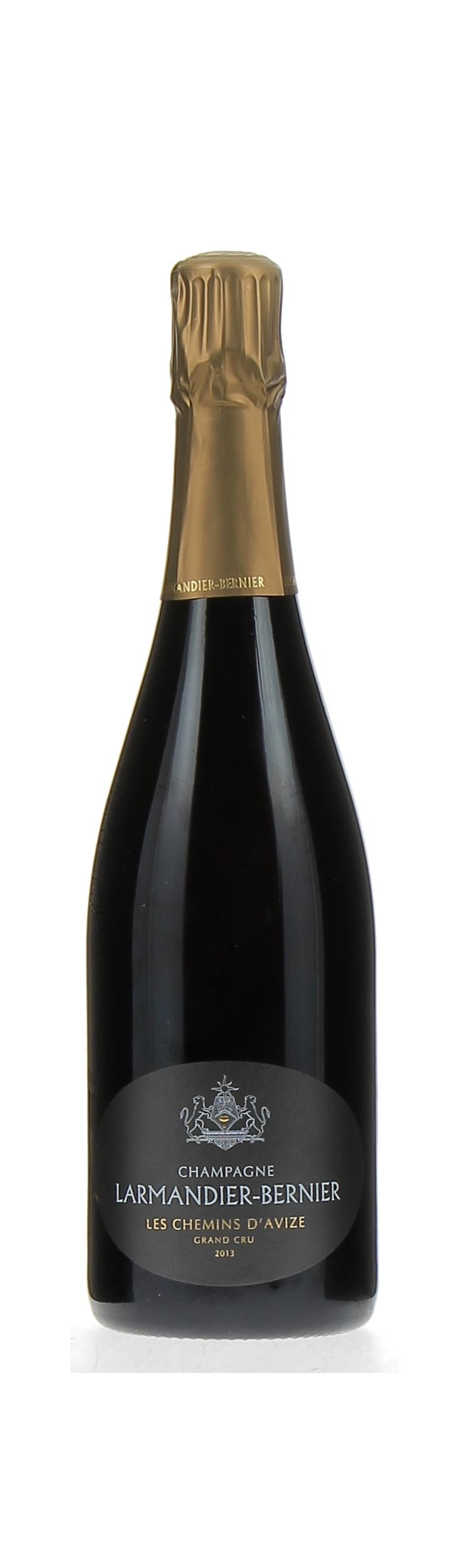 Champagne Larmandier-Bernier   Les Chemins d´Avize Grand Cru 2013