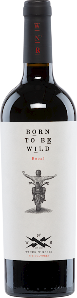 Wines N' Roses Viticultores | Born to be wild
