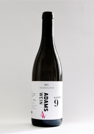 ADAMS-Wein | Kaliber  9 - WEISSBURGUNDER