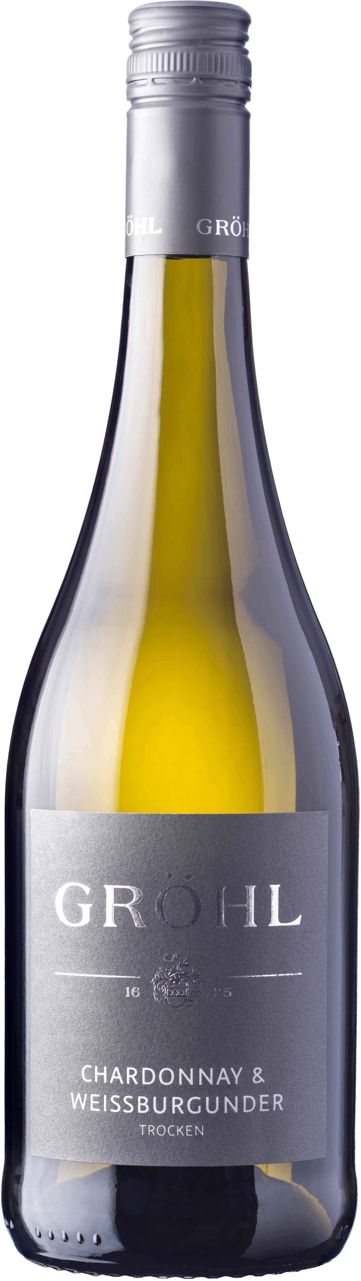 Gröhl | Chardonnay & Weißburgunder trocken