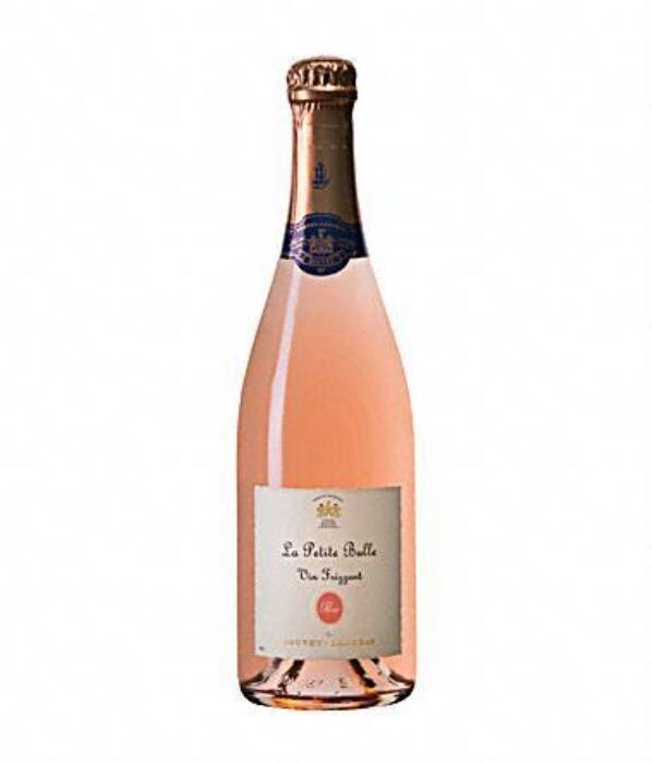 Bouvet-Ladubay   La Petite Bulle rosé