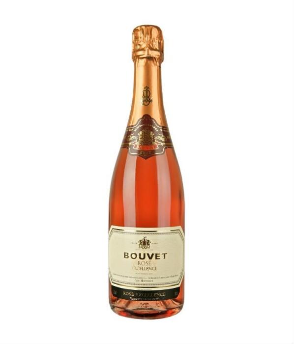 """Bouvet-Ladubay   Crémant de Loire Rosé """"EXCELLENCE"""""""