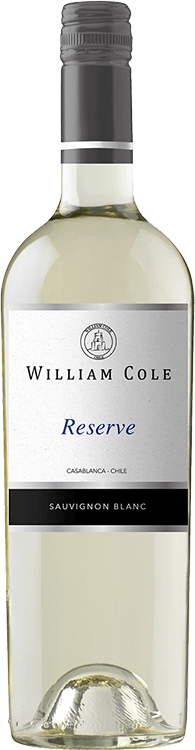 William Cole | Sauvignon-Blanc Reserve