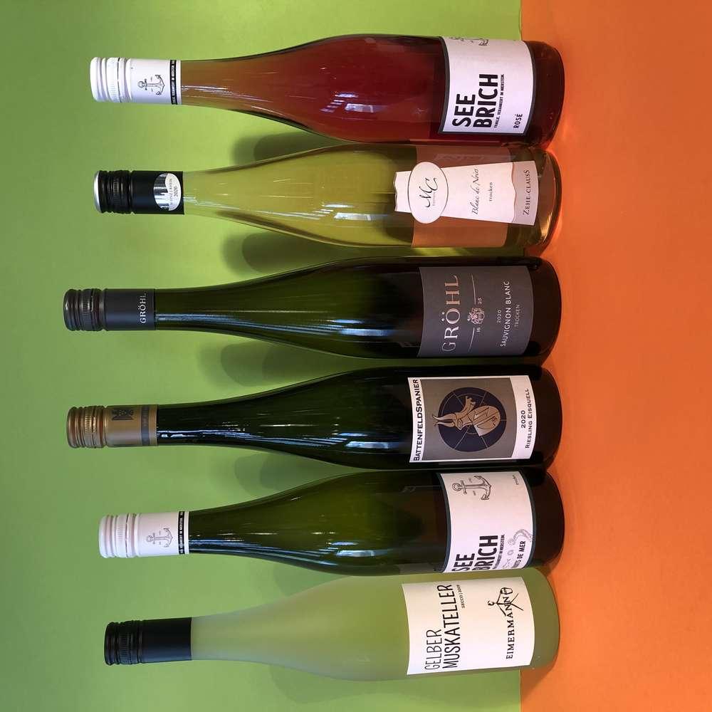 Probierpaket Rheinhessischer Weinfrühling